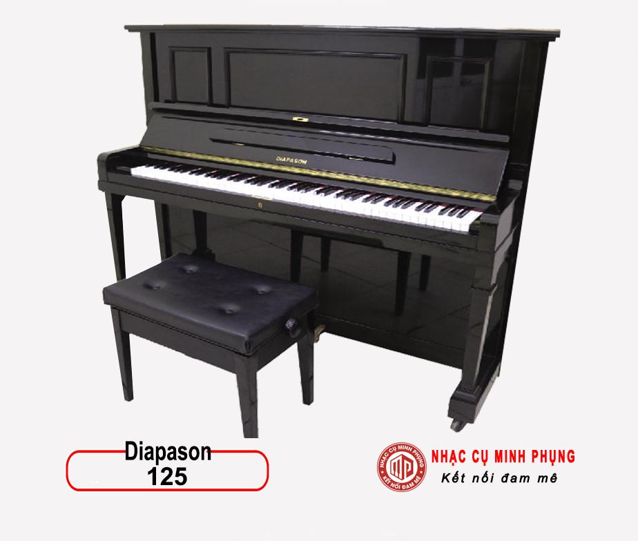 Đàn Piano Cơ Diapason 125 EE