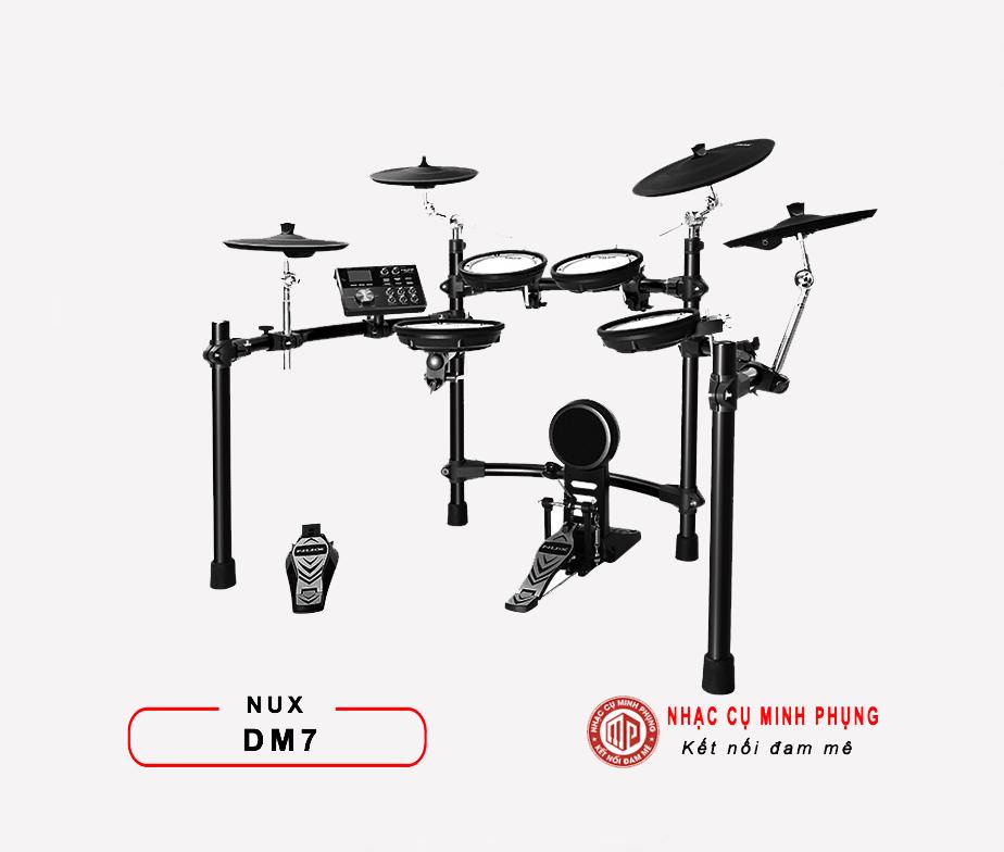 Trống điện tử Nux DM7