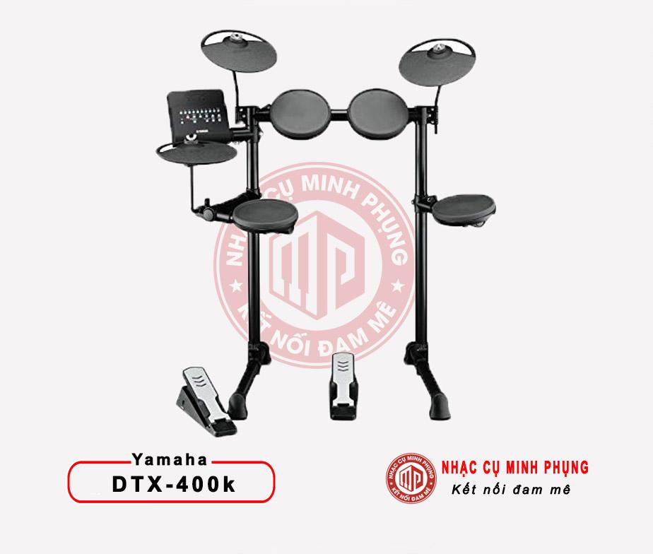 Trống Điện Tử Yamaha DTX-400K