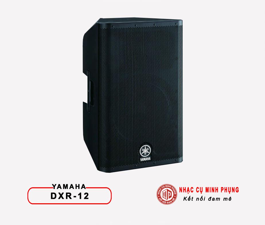 Loa Siêu Trầm Yamaha NS-SW300 đen