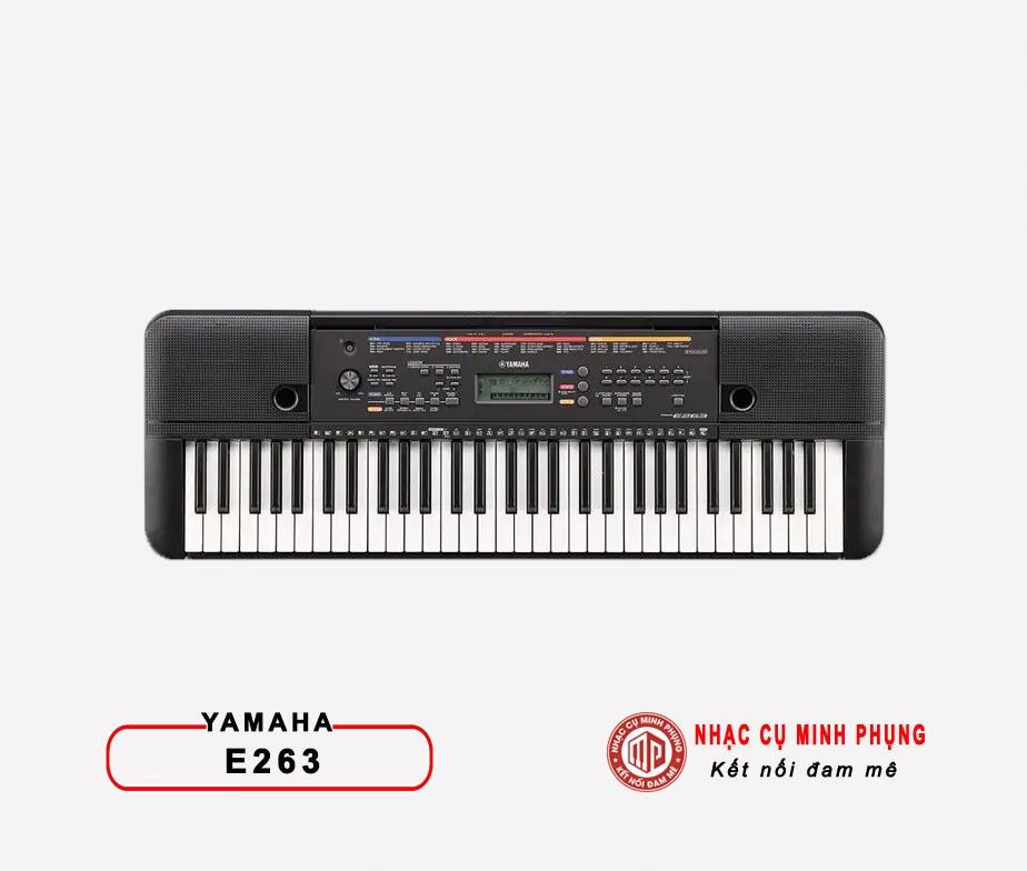 Đàn organ Yamaha E263
