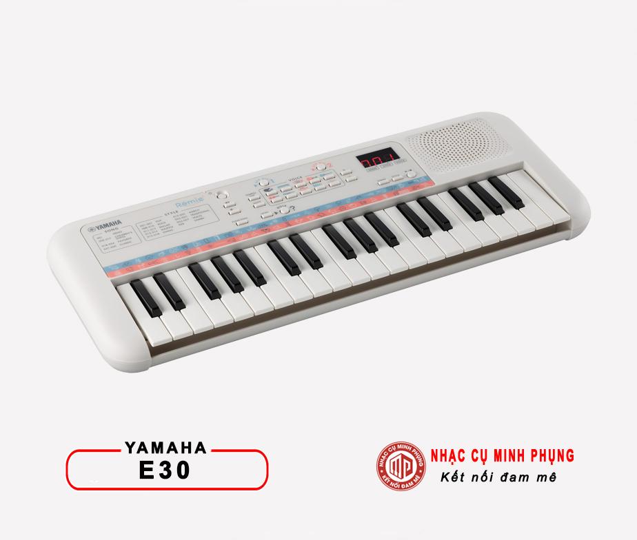 Đàn Organ Cho Bé Yamaha PSS E30