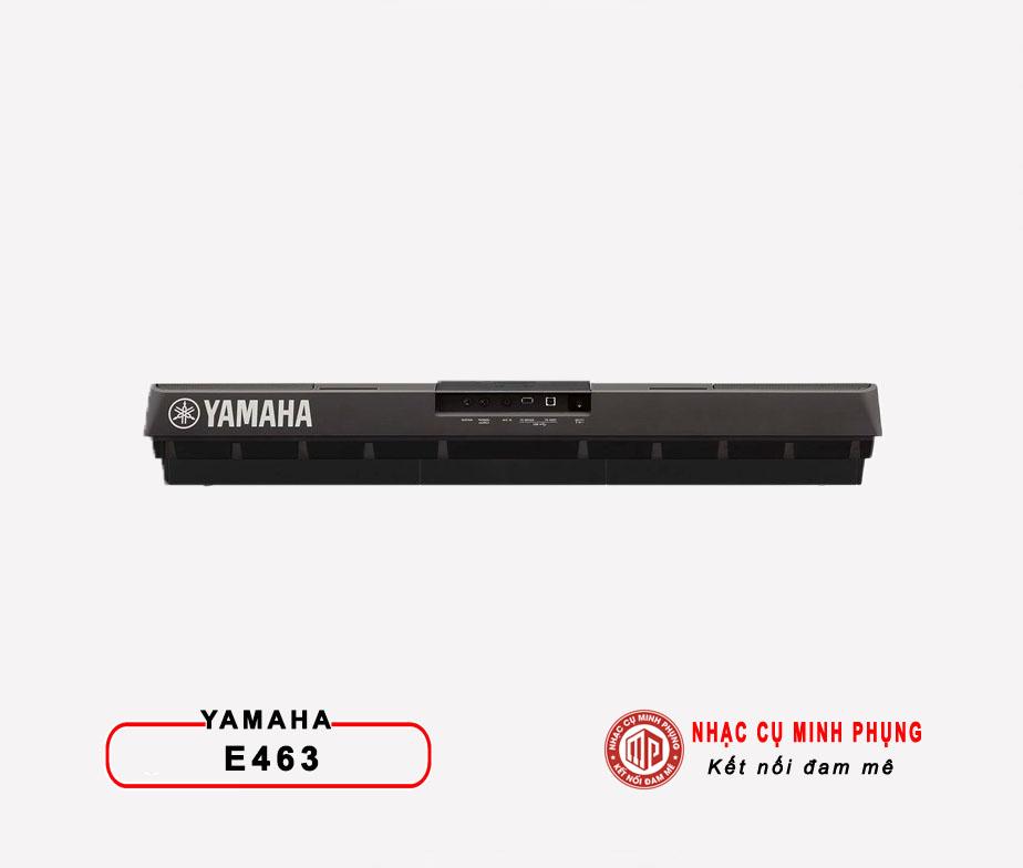 Đàn Organ Yamaha PSR E463
