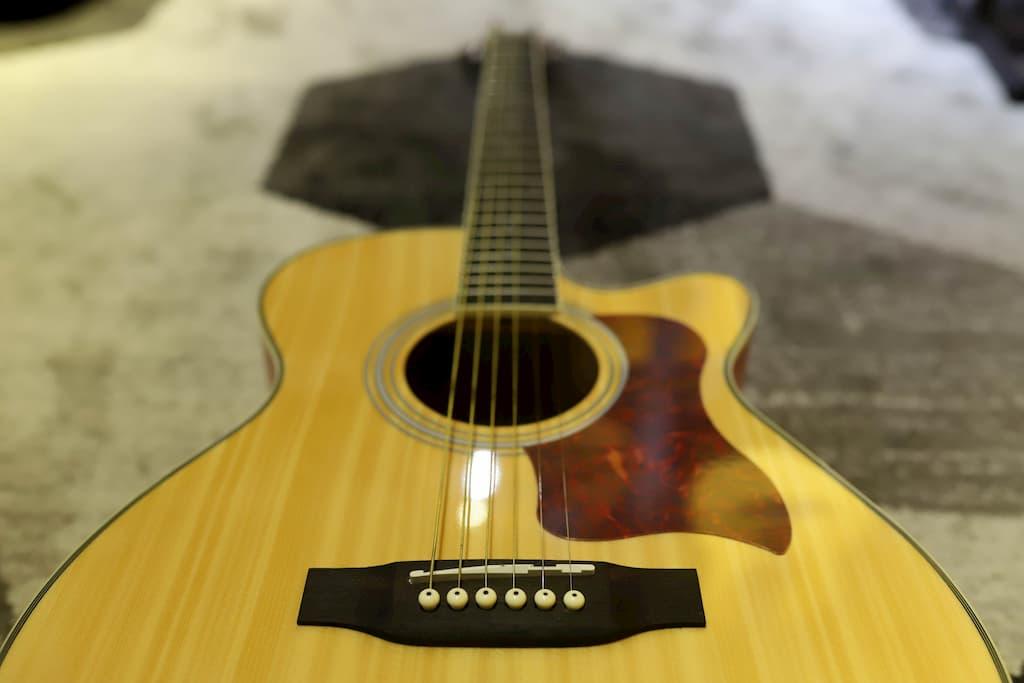 Đàn Guitar Acoustic Chard EA20C