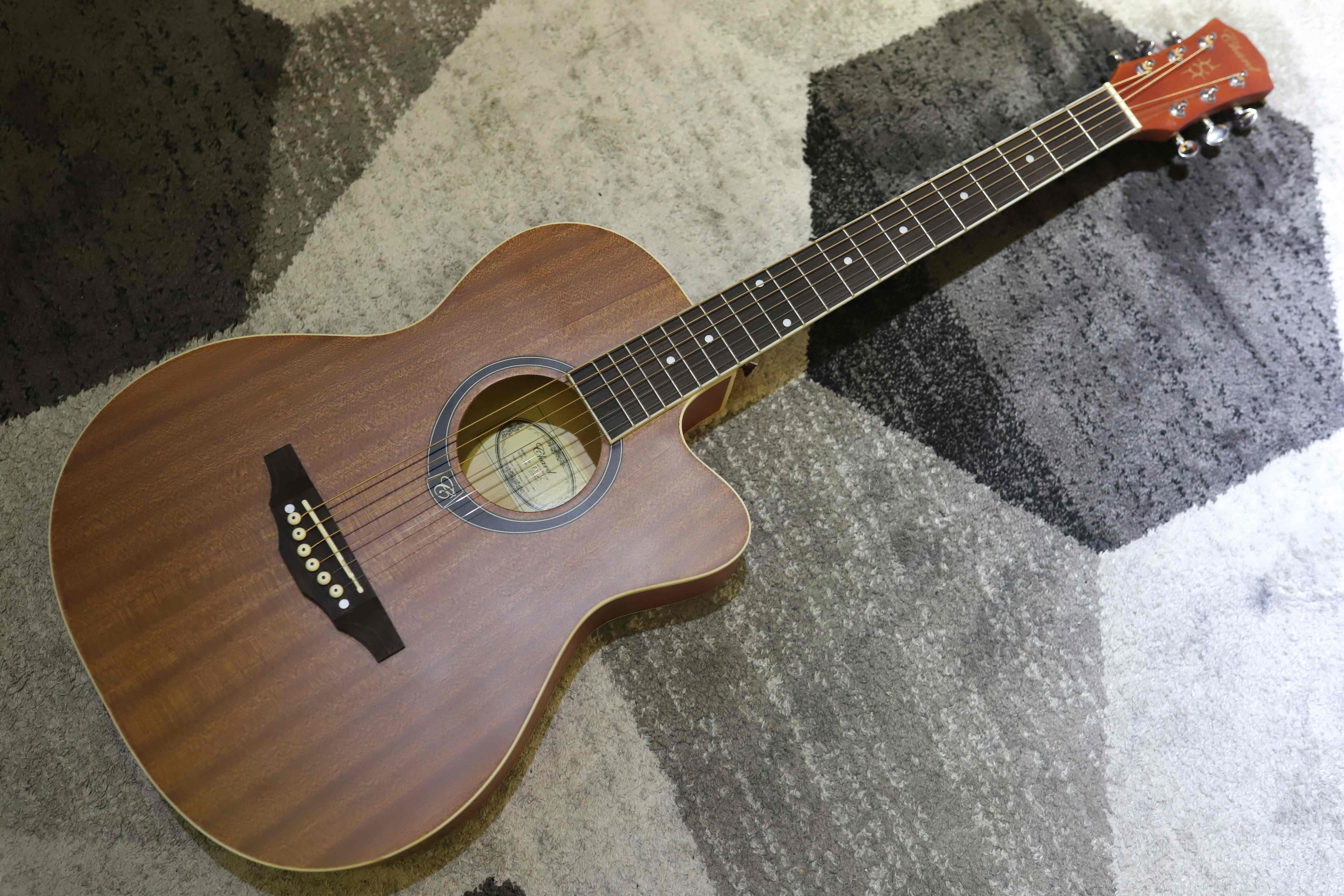 Đàn Guitar Acoustic Chard F4030C