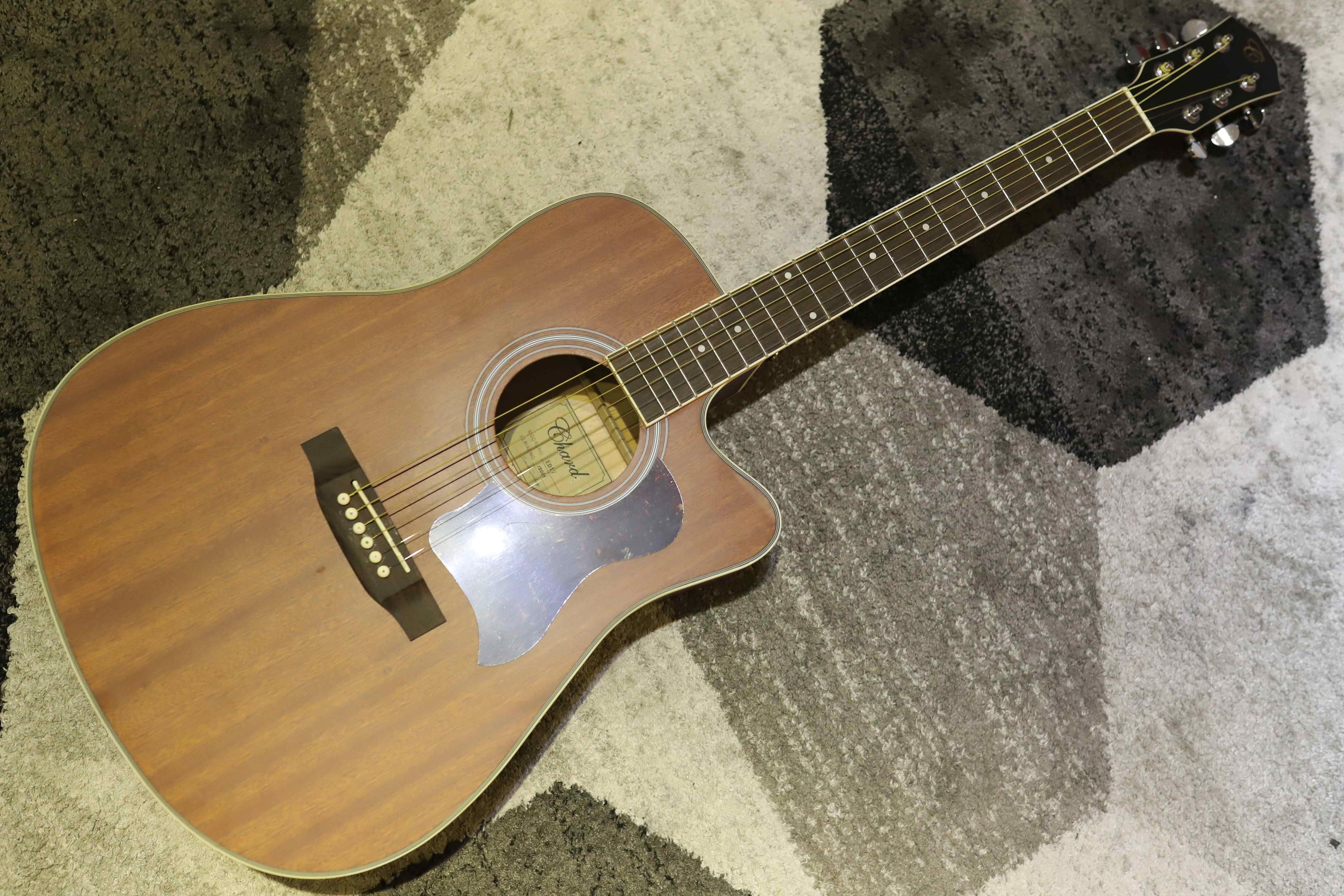 Đàn Guitar Acoustic Chard ED17
