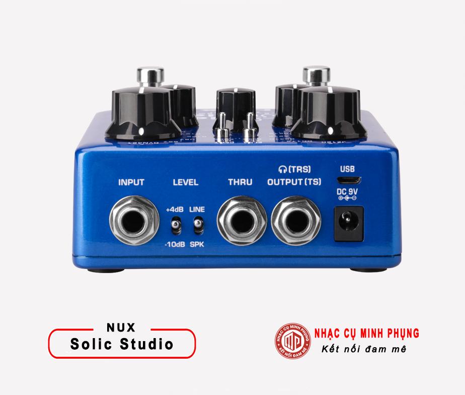 Effect Nux IR & Power Amp
