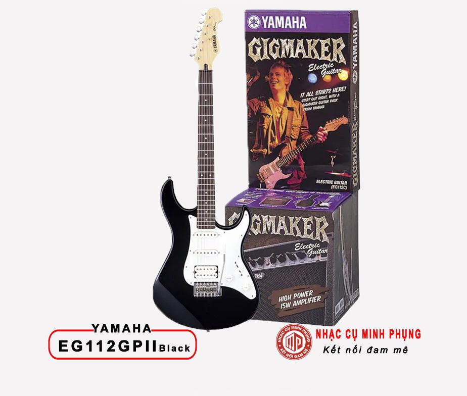 Đàn Guitar Điện  Yamaha EG112GPII