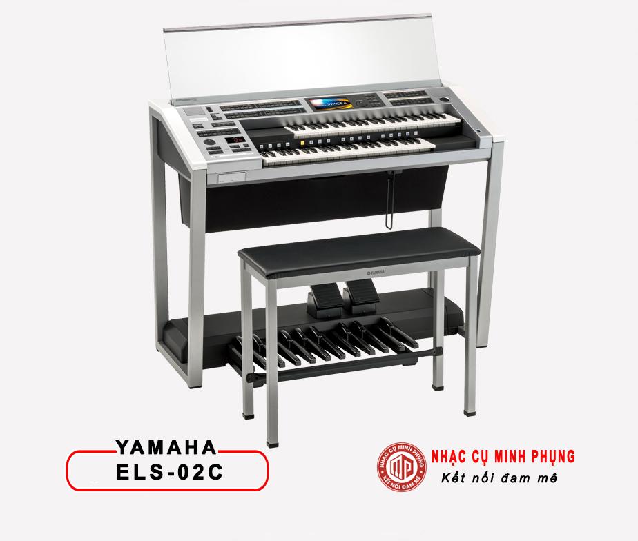Đàn Organ Electone Yamaha ELS-02C