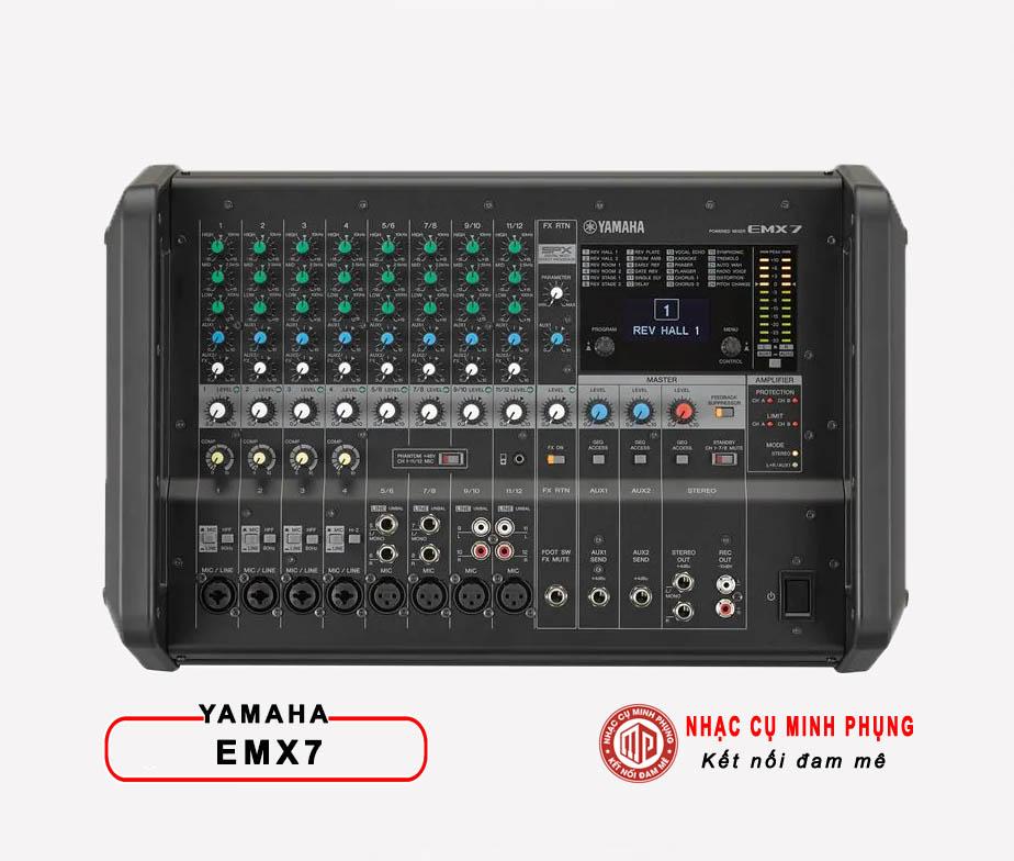 Mixer Yamaha EMX7