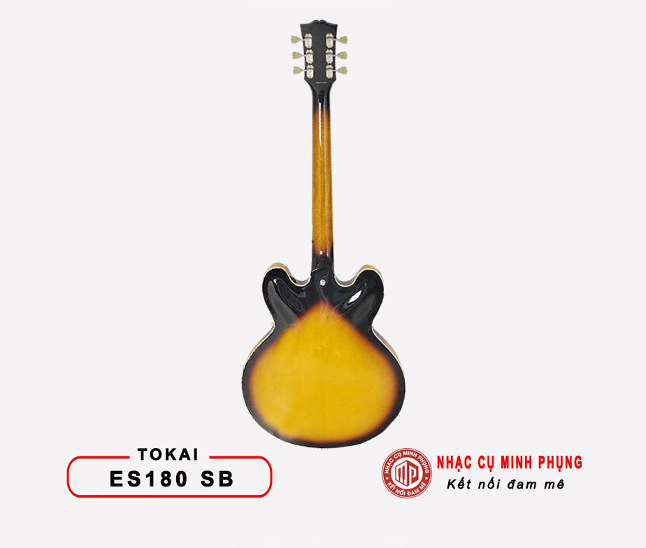 Đàn Guitar Điện Tokai ES180 SB