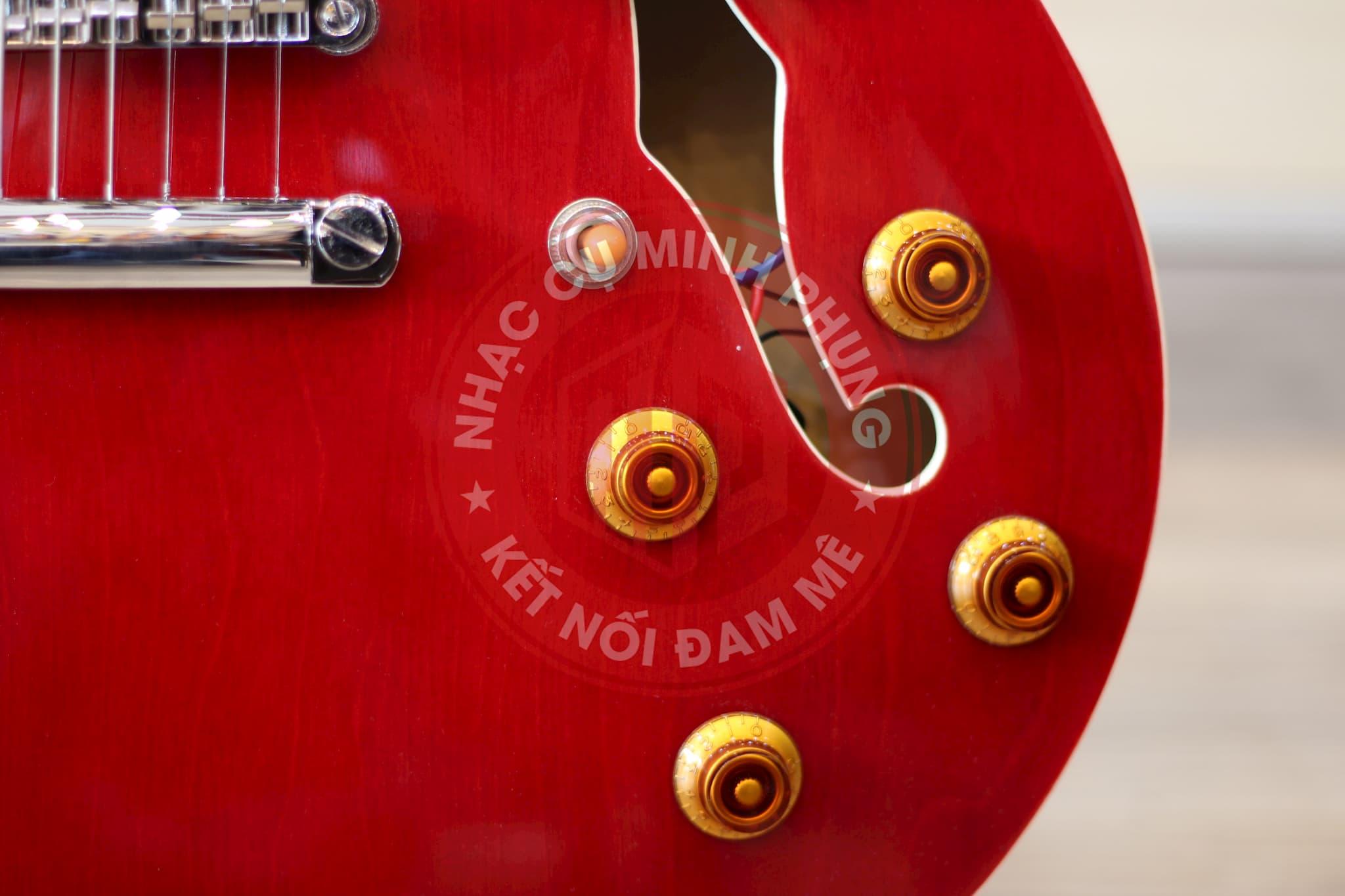 Đàn Guitar Điện Tokai ES78 SR