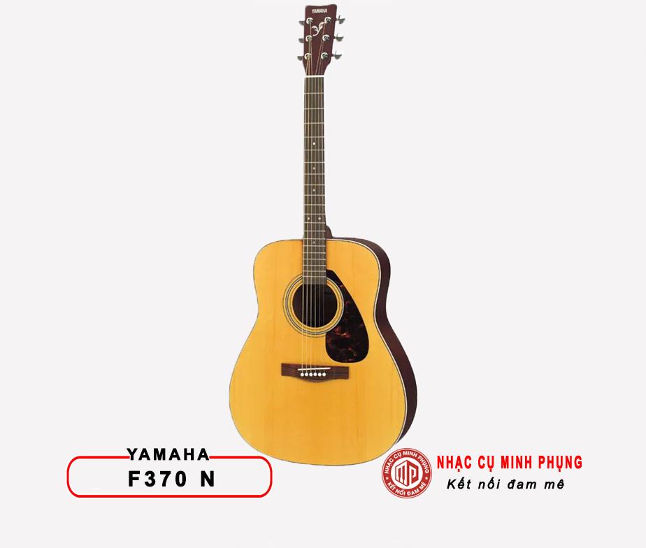 Đàn Guitar Acoustic Yamaha F370 Natural