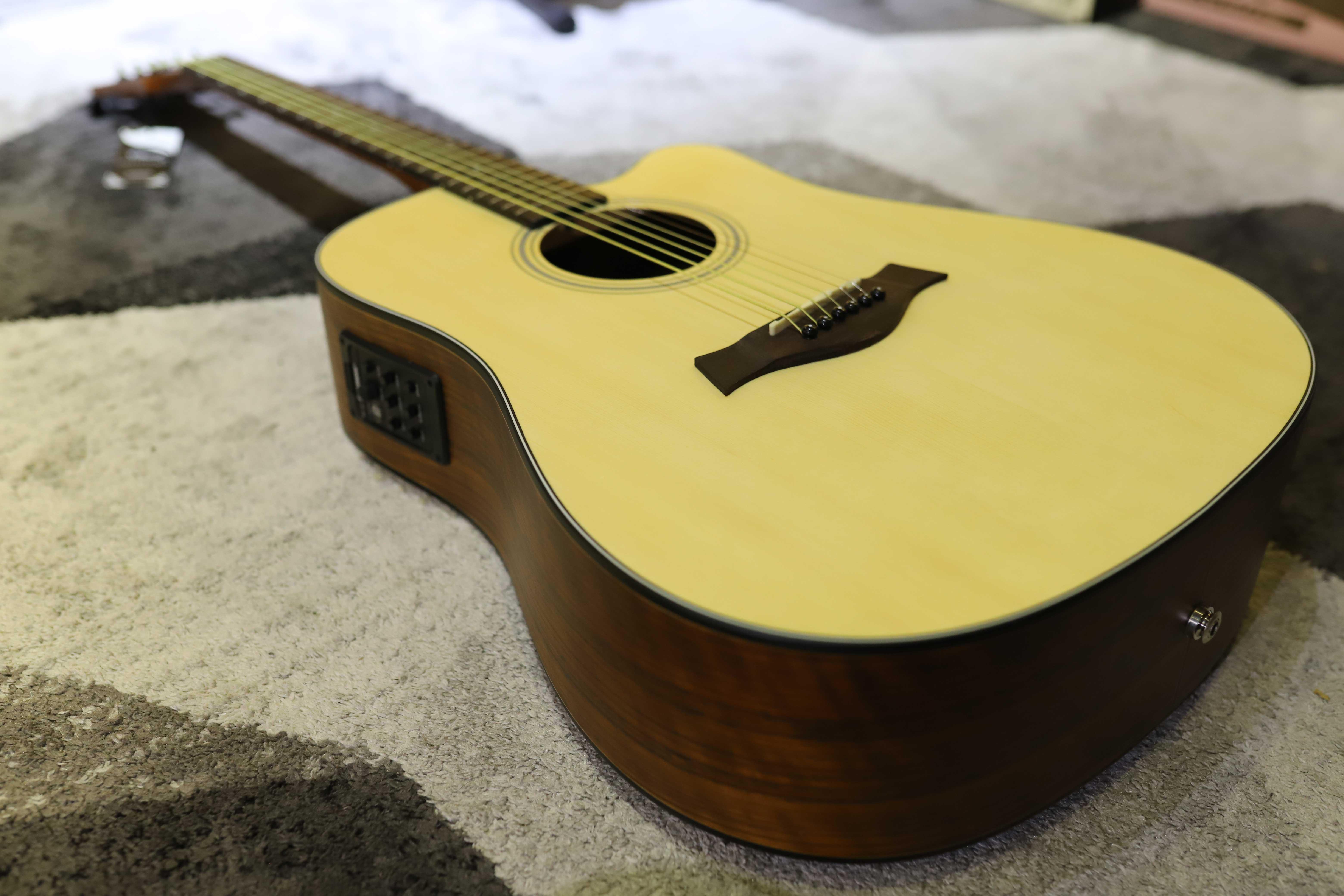 Đàn Guitar Acoustic Chard F4150C
