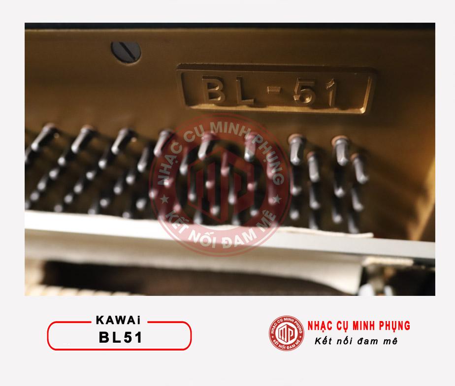 Đàn Piano Cơ Kawai BL51