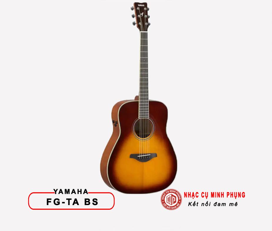 Đàn Guitar Yamaha Acoustic FG-TA