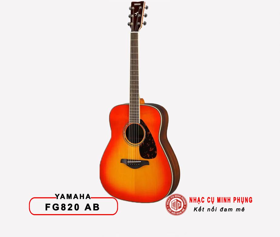Đàn Guitar AcousticYamaha FG830
