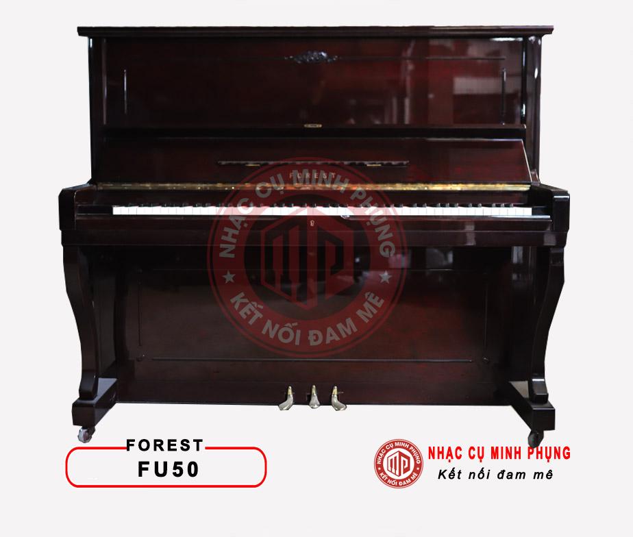 Đàn piano cơ Forest FU50