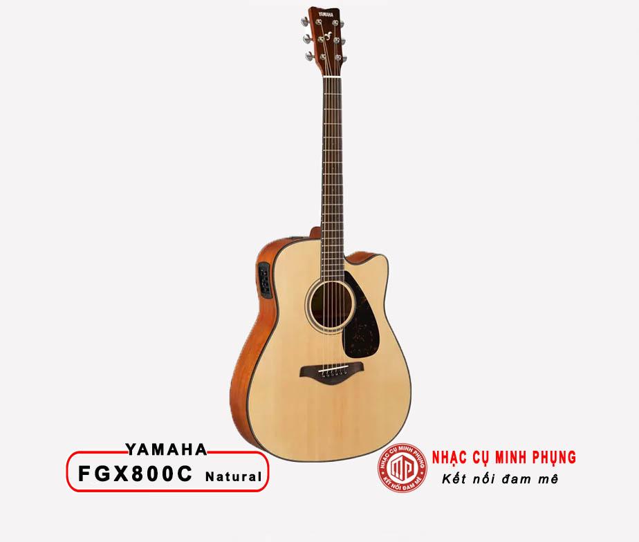 Đàn Gutiar Acoustic Yamaha FGX800C