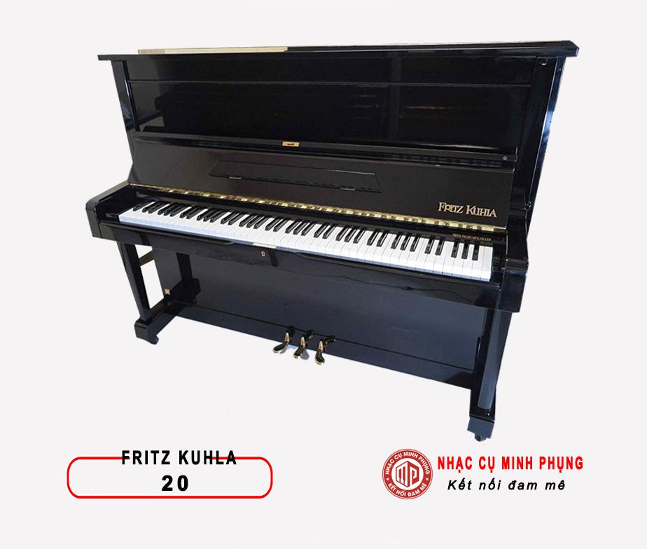 Đàn Piano Cơ FRITZ KUHLA 20