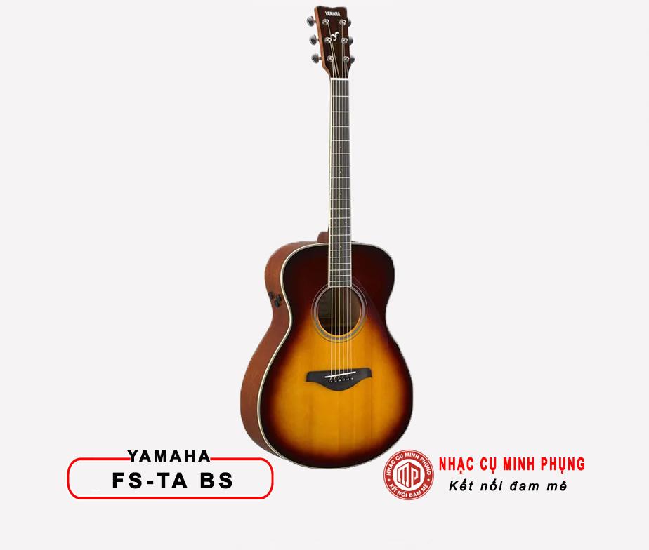 Đàn Guitar Yamaha Acoustic FS-TA