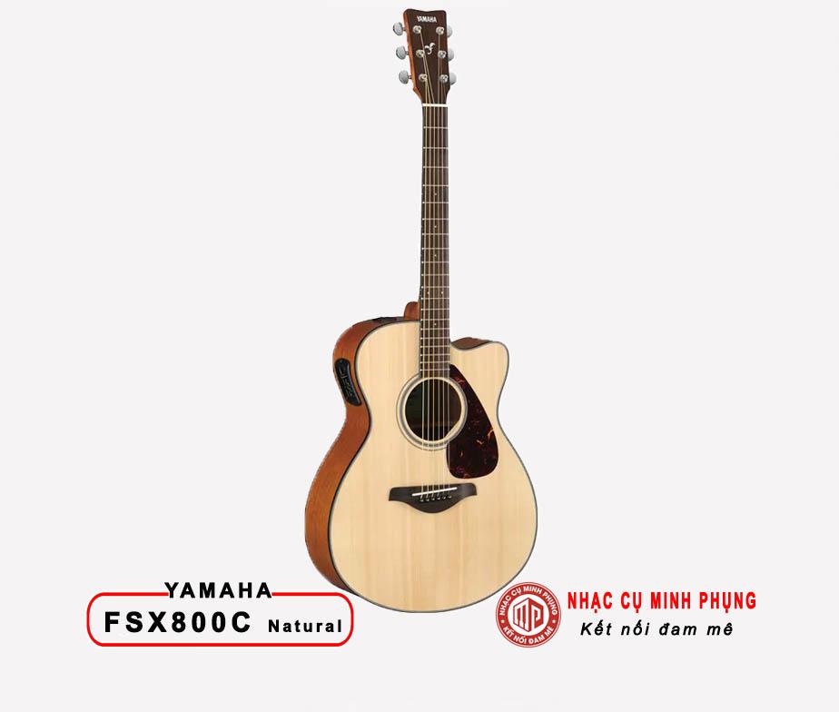 Đàn Guitar Acoustic Yamaha FSX800C