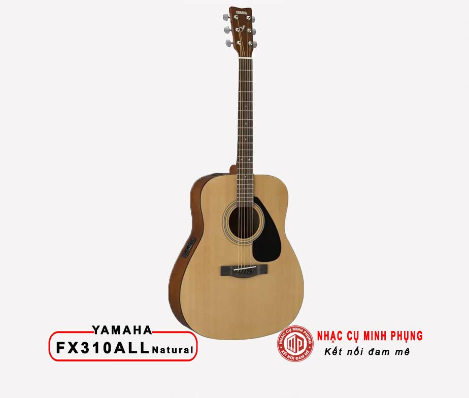 Đàn Guitar Acoustic Yamaha FX310AII
