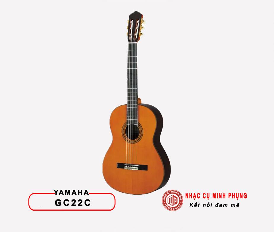 Đàn Guitar Classic Yamaha GC22C