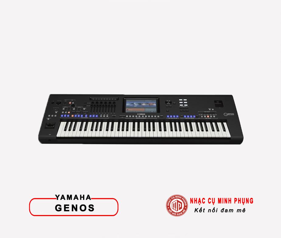 Đàn Organ Yamaha GENOS