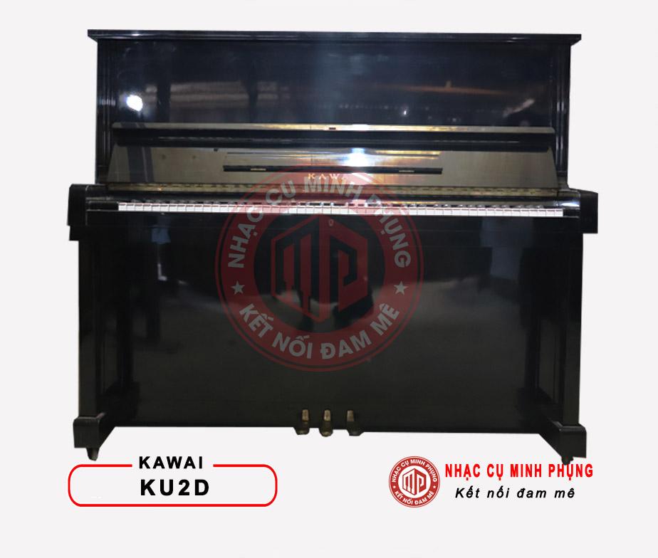 Đàn piano cơ Kawai KU2D