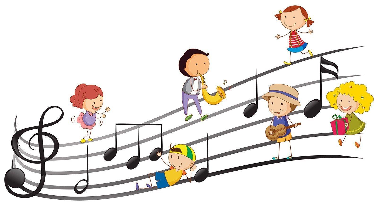Giáo dục âm nhạc cho trẻ nhỏ trong trường học rất quan trọng