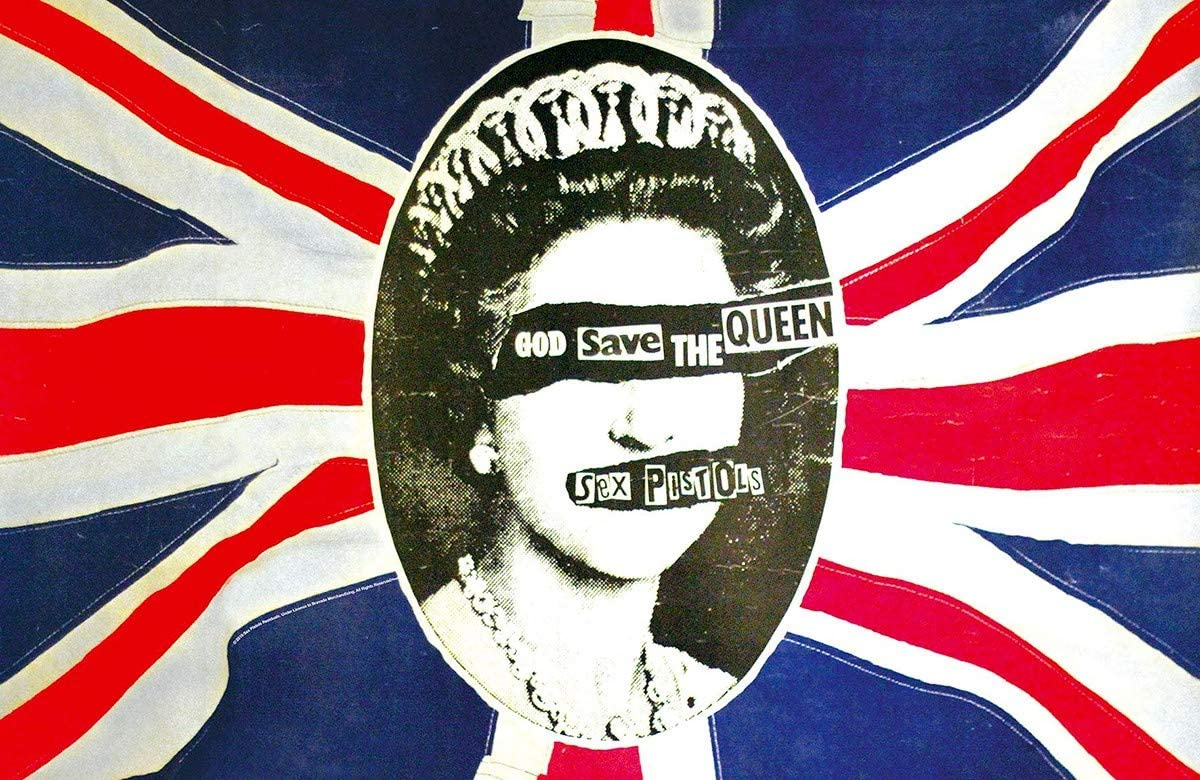 God Save the Queen của Sex Pistols