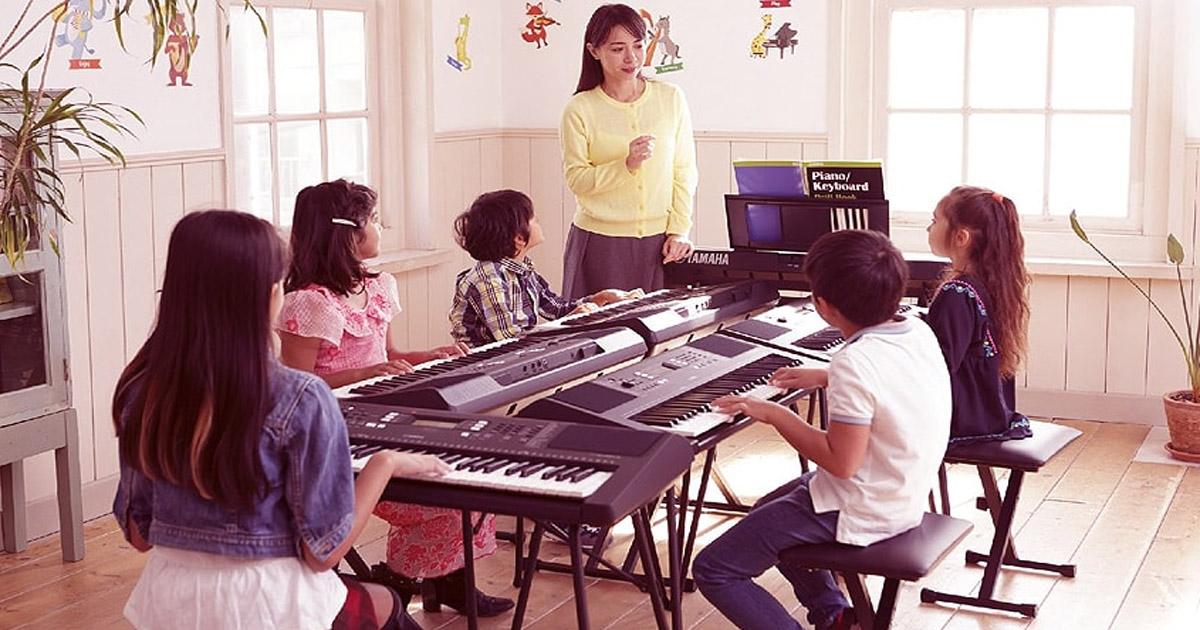 4 Điều cần quan tâm khi mua đàn organ cho bé 5 tuổi