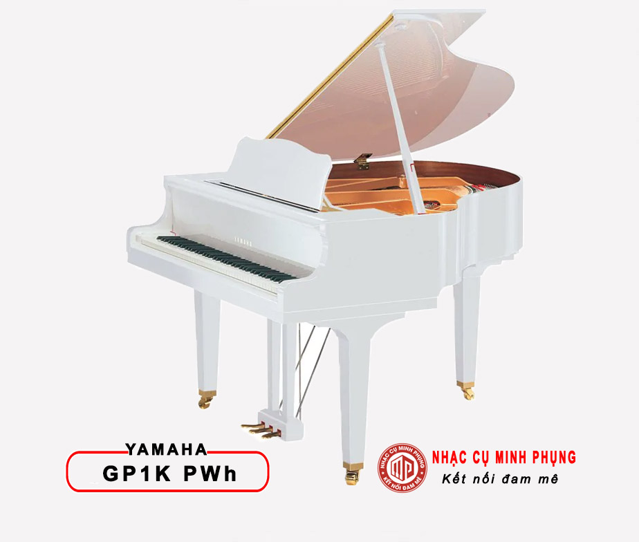 Piano Cơ Yamaha Baby grand GB1K PWH