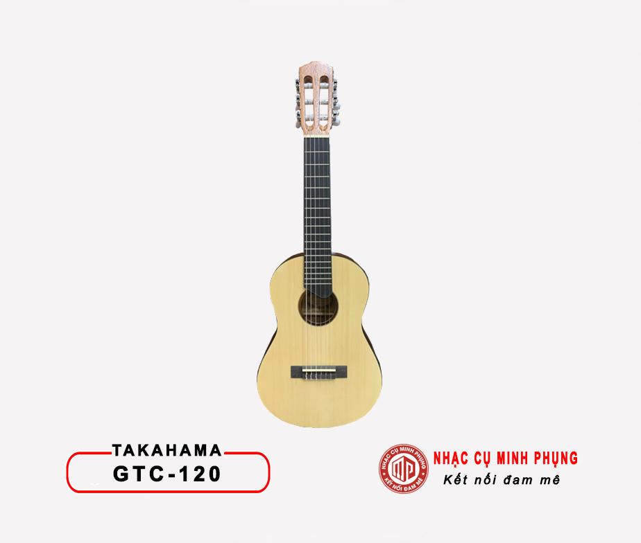 Đàn Guitar Classic Takahama GTC 120