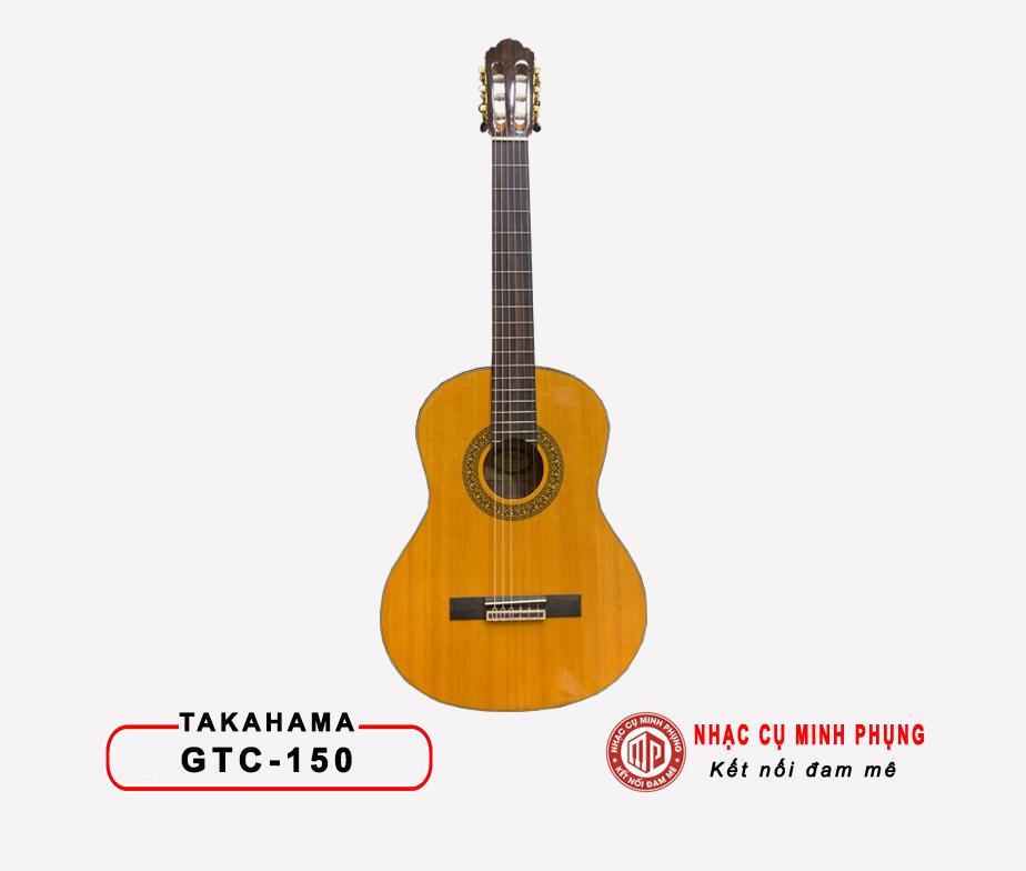 Đàn Guitar Classic Takahama GTC-150