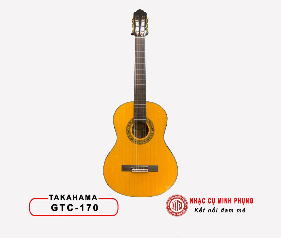 Đàn Guitar Classic Takahama GTC-170