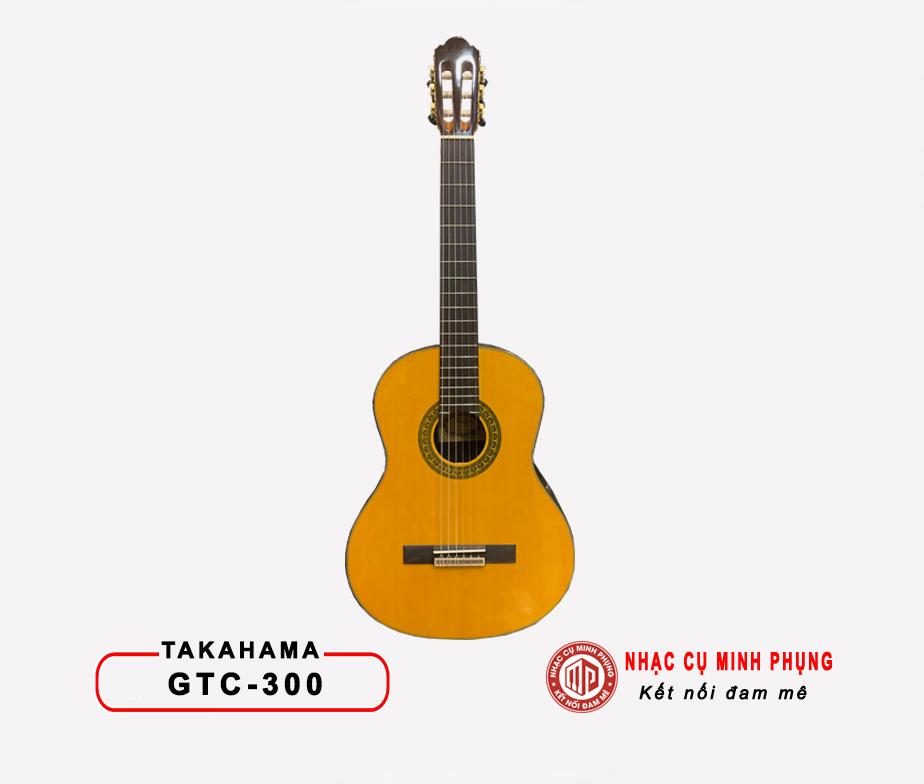 Đàn Guitar Classic Takahama GTC-300