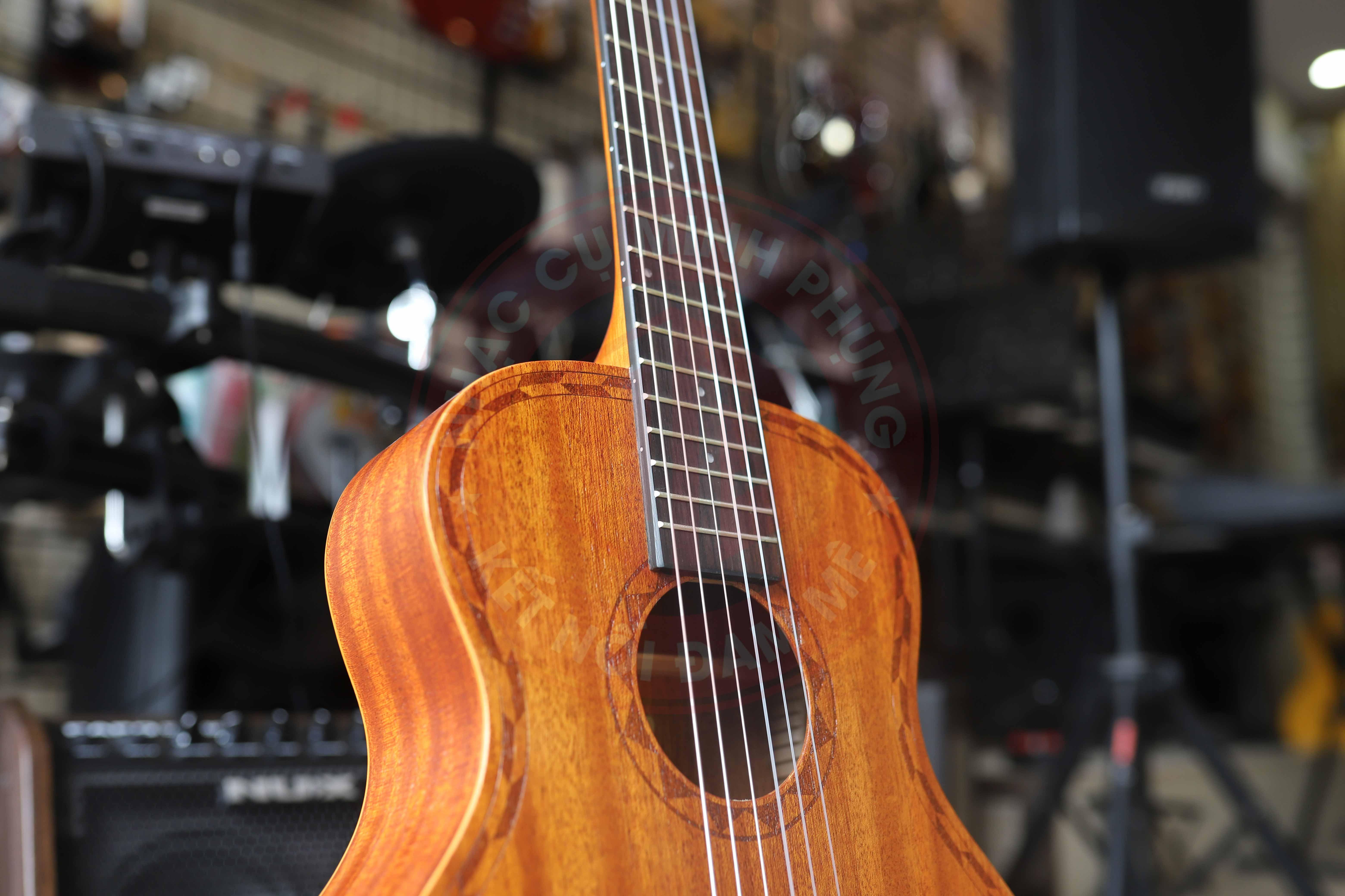 Đàn Guitar Classic Chard GTC-34A
