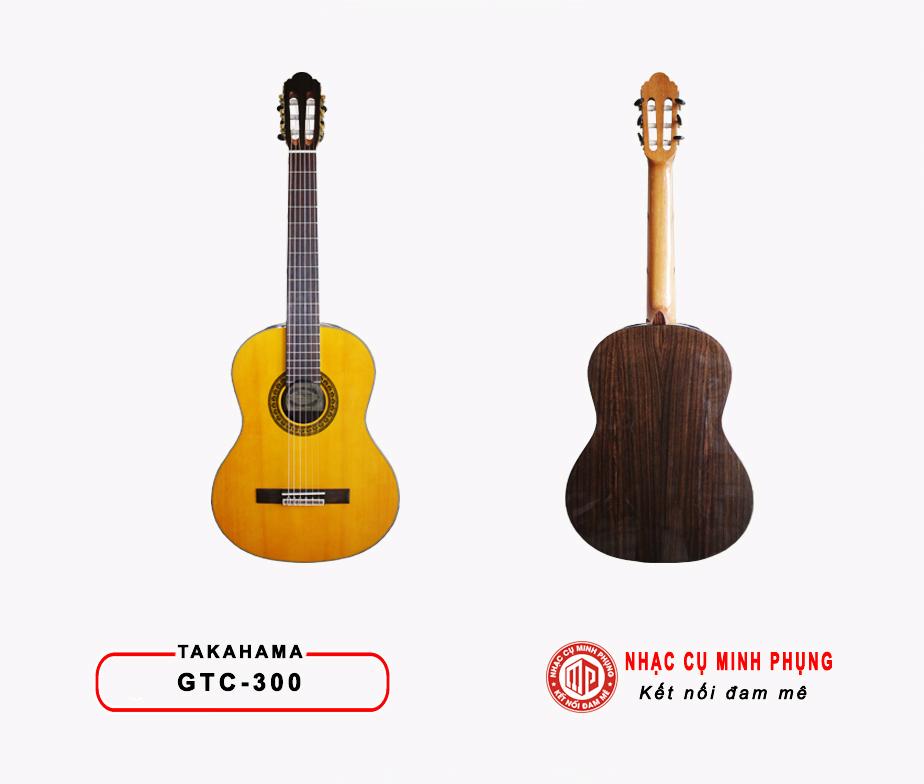 Đàn Guitar Classic Takahama GTC300