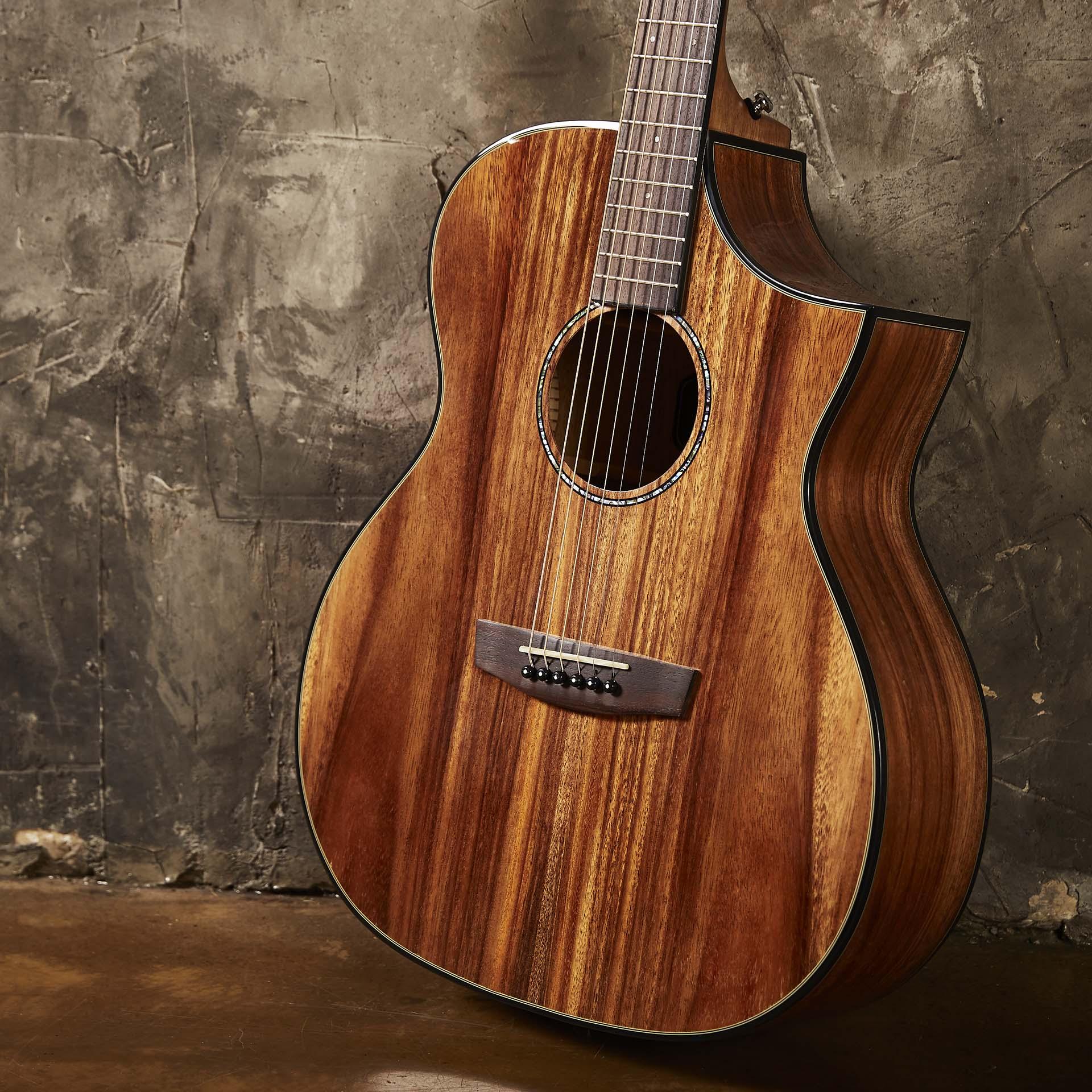 Đàn Guitar Acoustic HEX FX240C