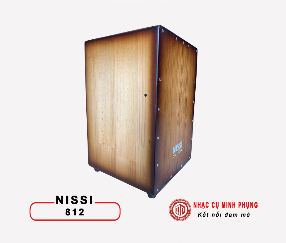 TRỐNG CAJON NISSI PSN812