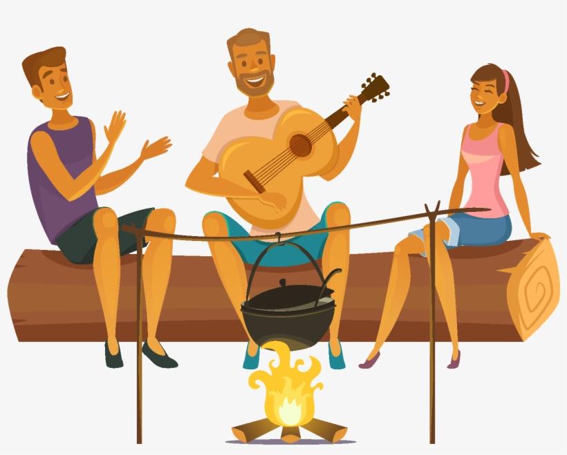 Chơi đàn guitar giúp cải thiện mối quan hệ xã hội