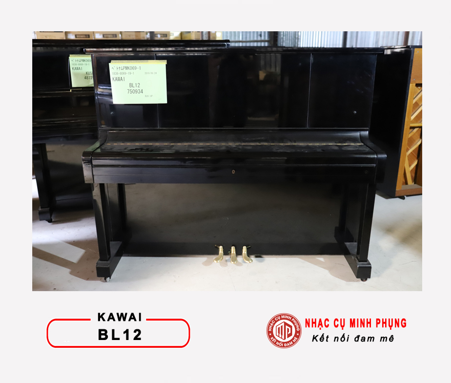 ĐÀN PIANO CƠ KAWAI BL12