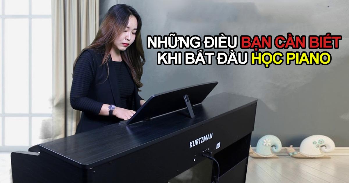 Học Đánh Đàn Piano Mất Khoảng Bao Lâu Có Thể Chơi Thành Thạo?