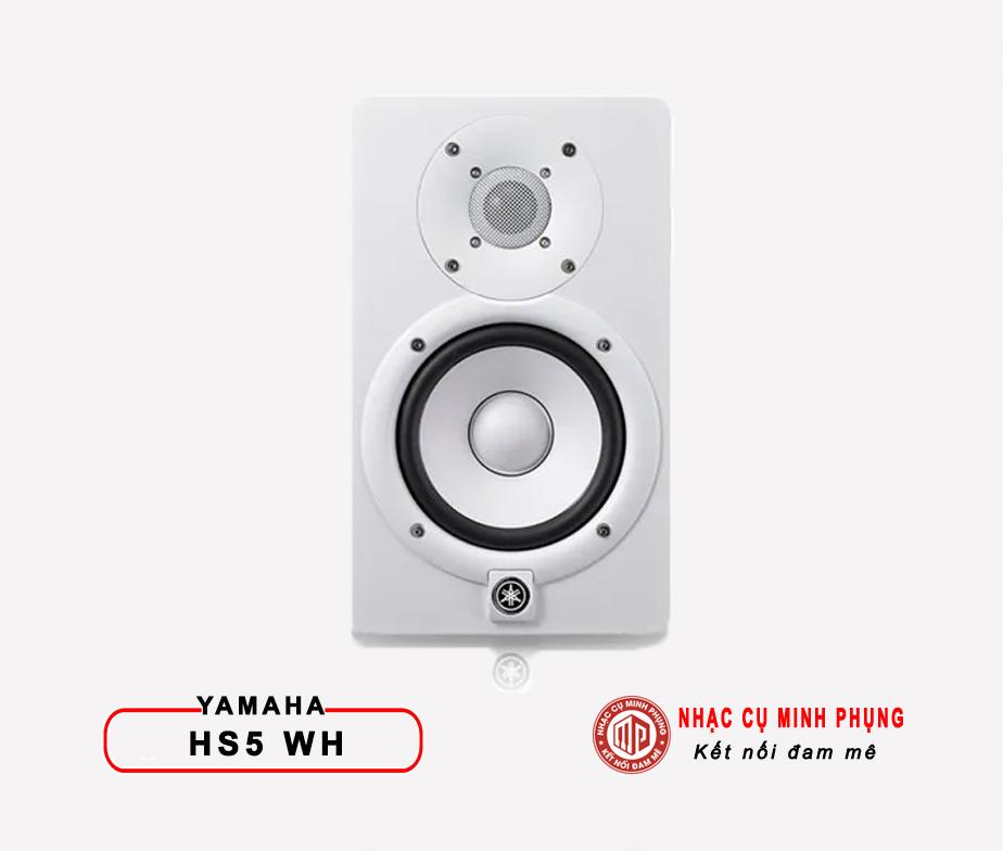 Loa Kiểm Âm Yamaha HS5 White