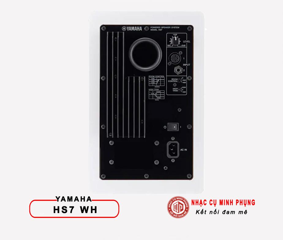 Loa Kiểm Âm Yamaha HS7 White