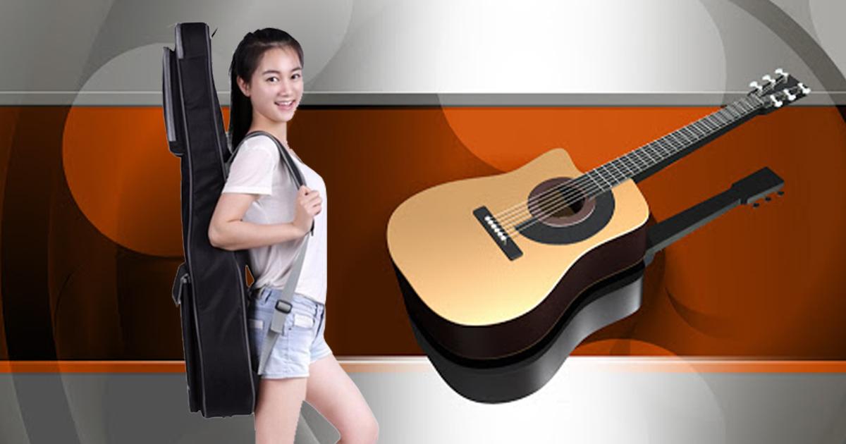 Hướng Dẫn Cách Chọn Mua Bao Đựng Đàn Guitar Tốt Nhất