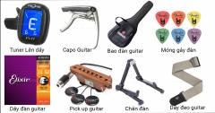 Hướng Dẫn Cách Chọn Mua Phụ Kiện Đàn Guitar Tốt Nhất
