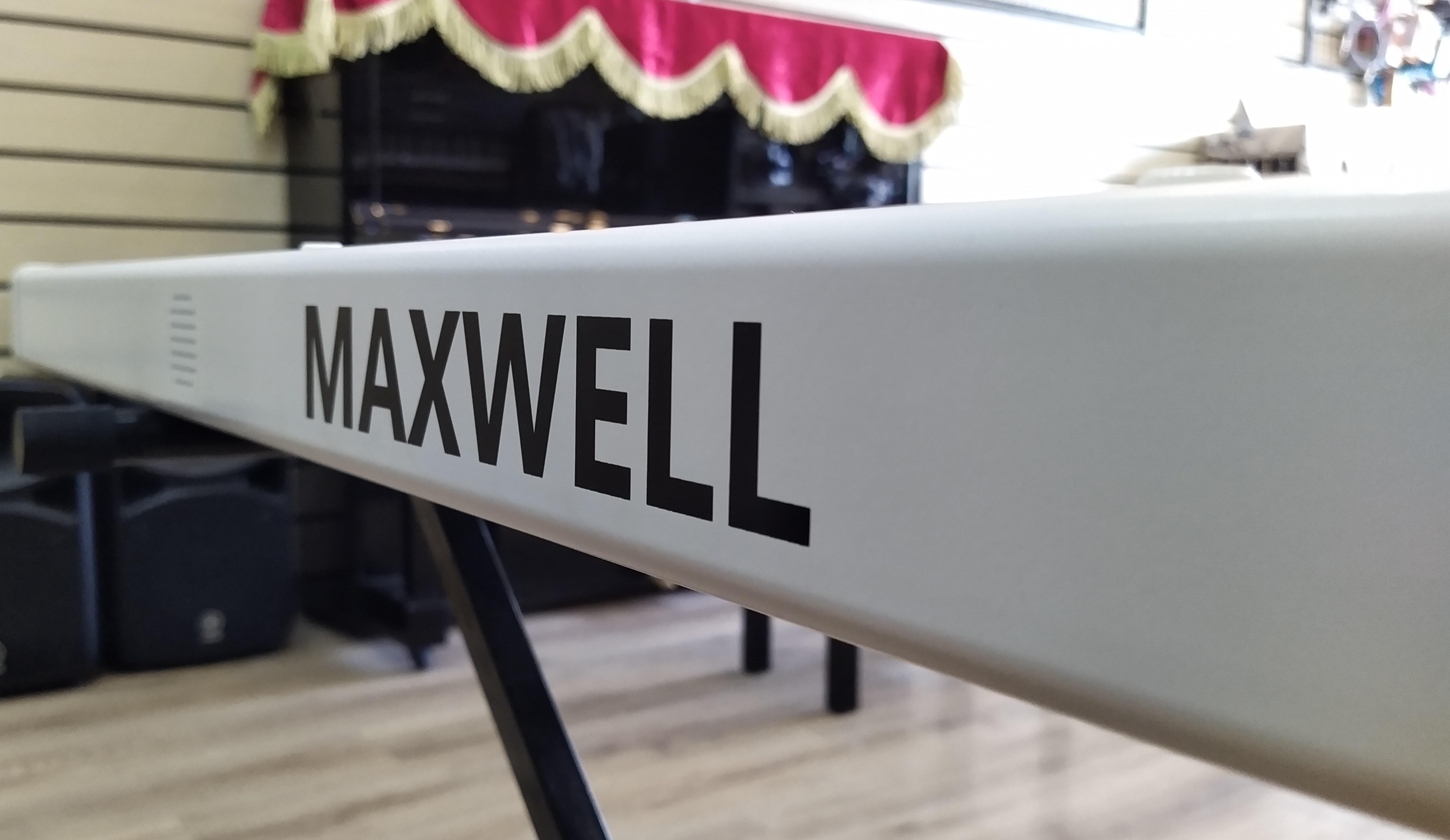 Đánh giá Đàn Piano điện Maxwell 100